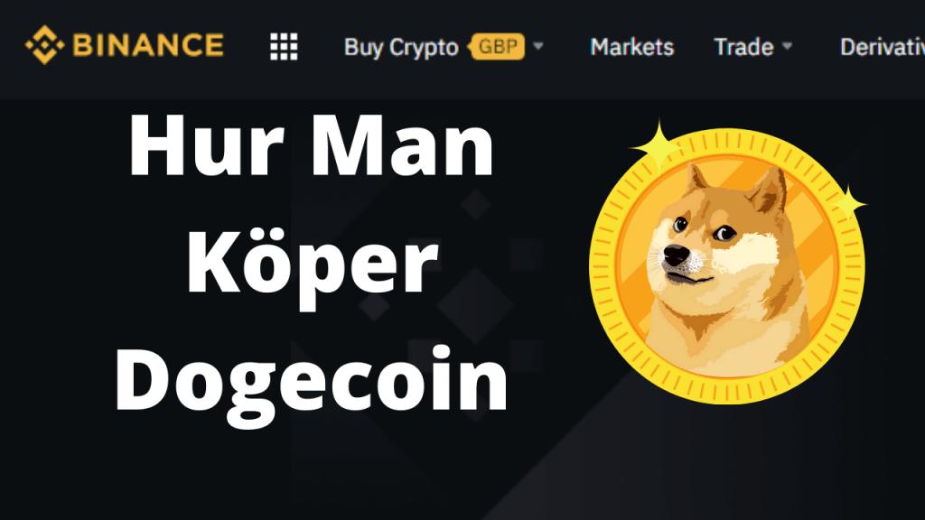 Hur Köper Man Dogecoin