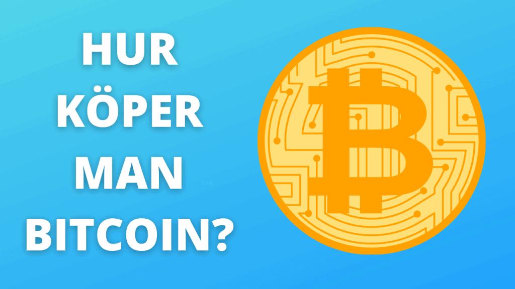 hur köper man bitcoin